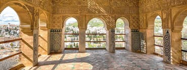 Supporting imagery for The ALHAMBRA FROM ANOTHER VIEWPOINT.