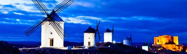 alberghi in Spagna