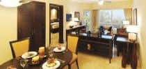 FAMILY CONCIERGE ONE BEDROOM MASTER SUITE